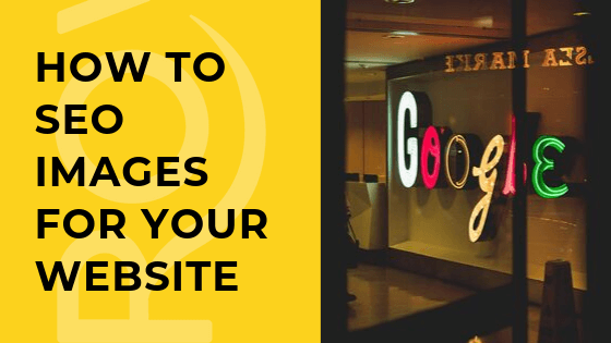 How to SEO images on your website